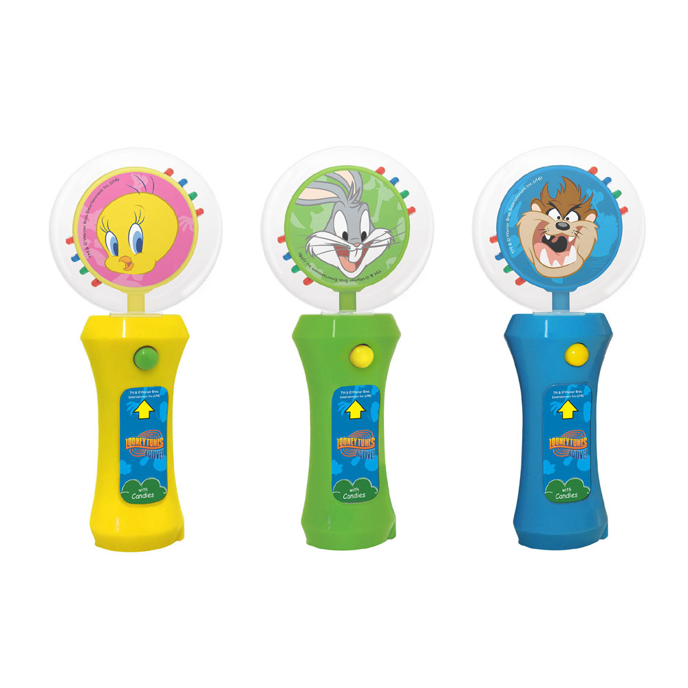 BALL SPINNER LOONEY TUNES