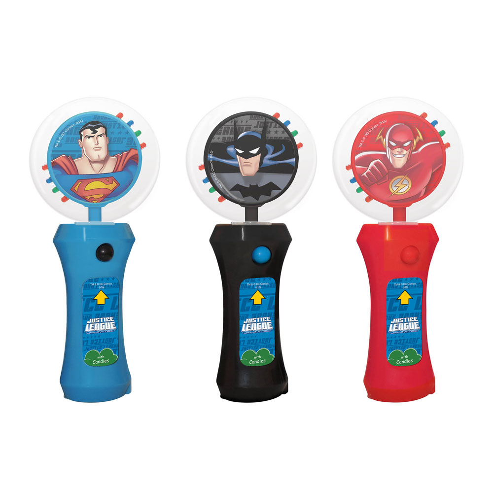 BALL SPINNER JUSTICE LEAGUE