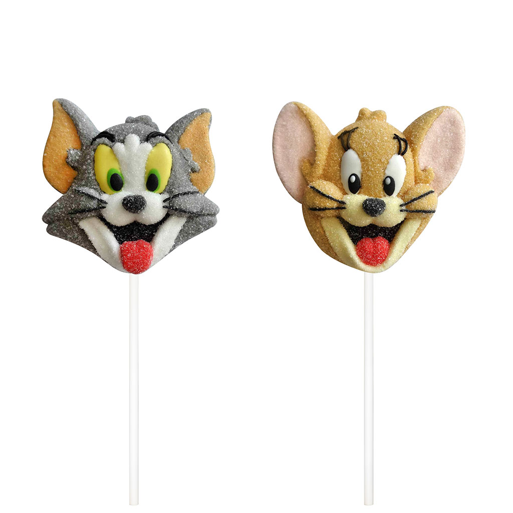 TOM & JERRY marshmallow