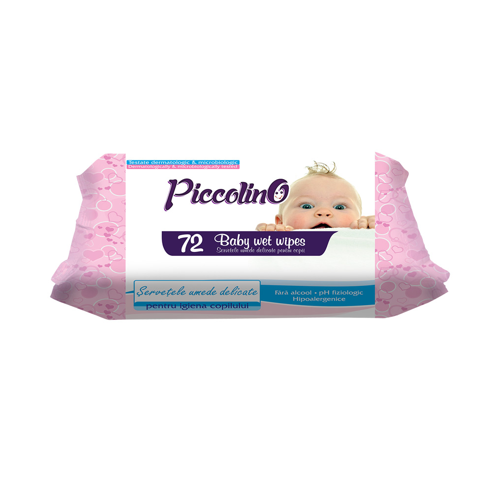 PICCOLINO LINGETTES PINK