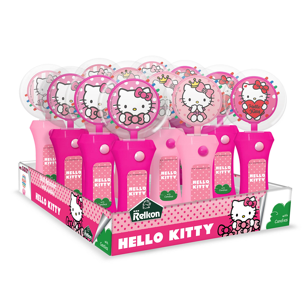 BALL SPINNER HELLO KITTY