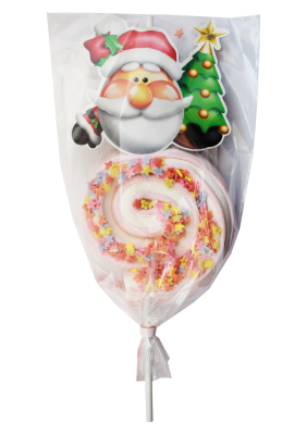SANTA CLAUS LOLLIPOP - 6.99