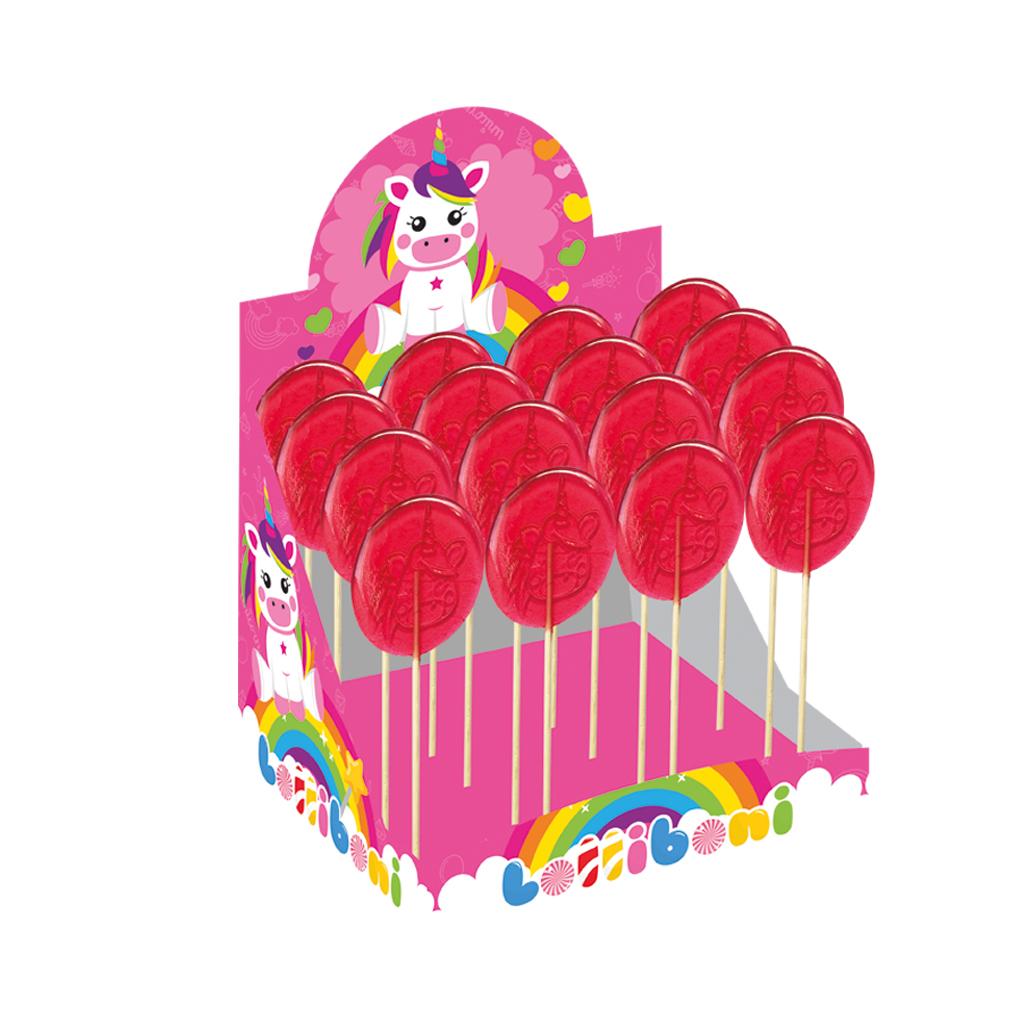 Unicorn Lollipop Candy 30g