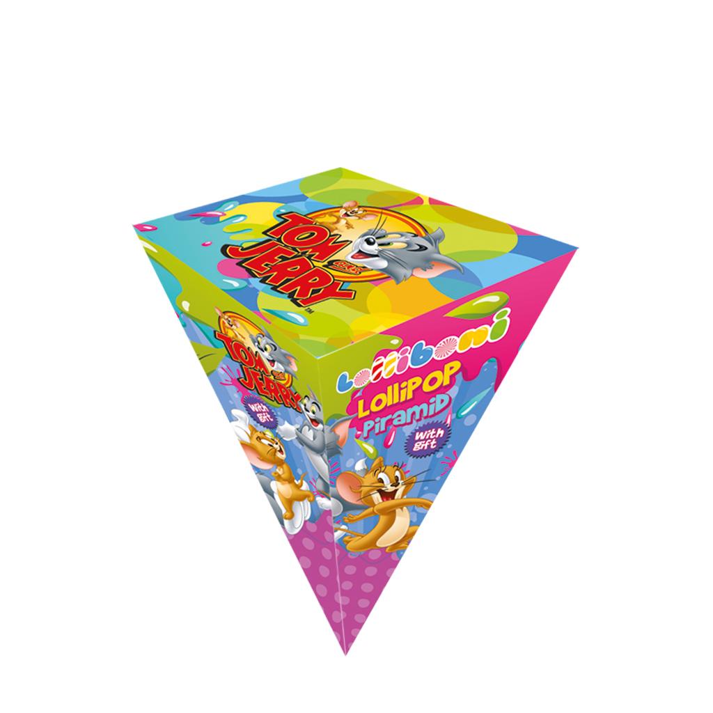 Tom & Jerry Pyramid Lollipop