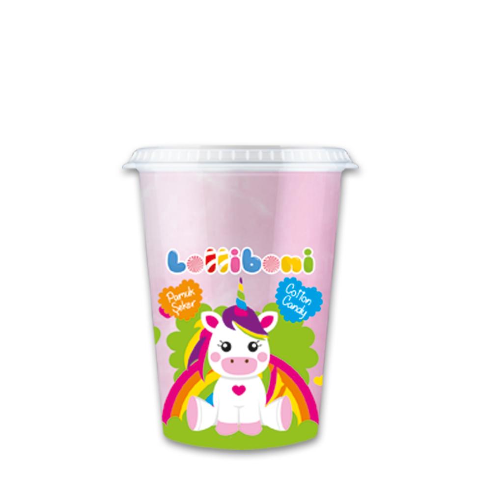 Unicorn Cotton Candy 20 g
