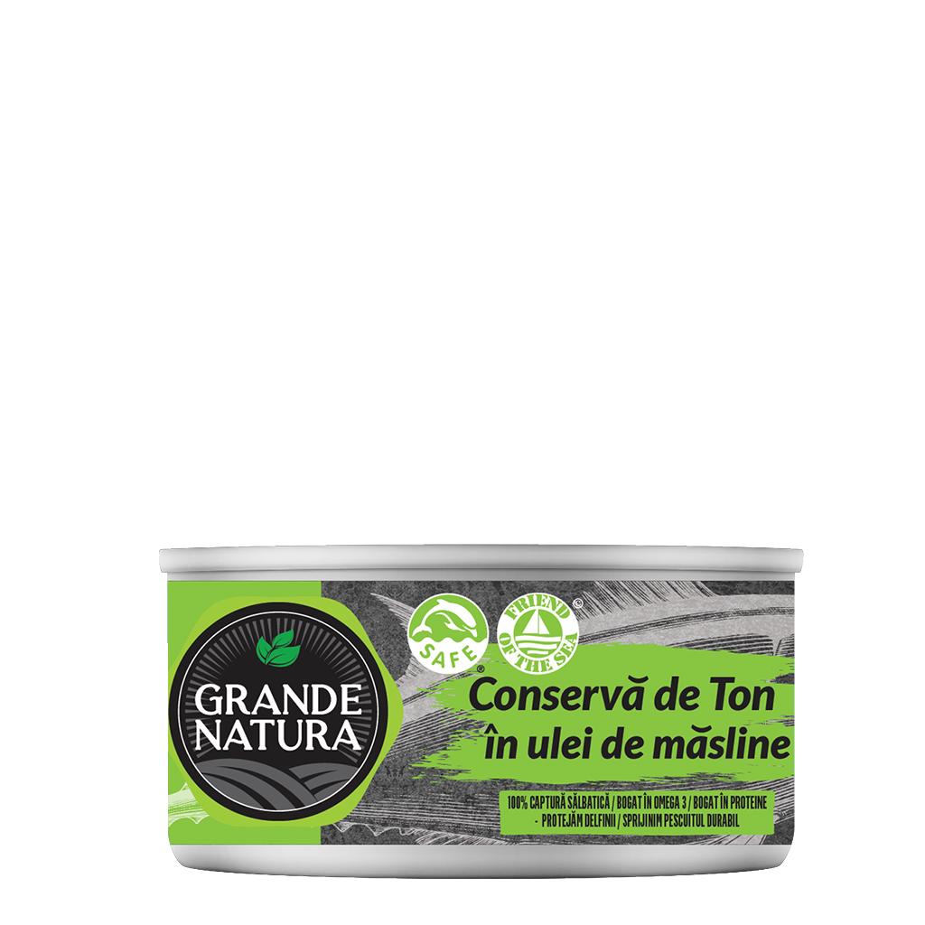 Grande Natura Canned Tuna in Olive Oil