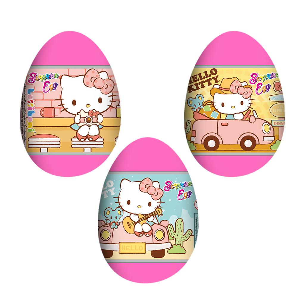 Hello Kitty Surprise Egg H 8cm