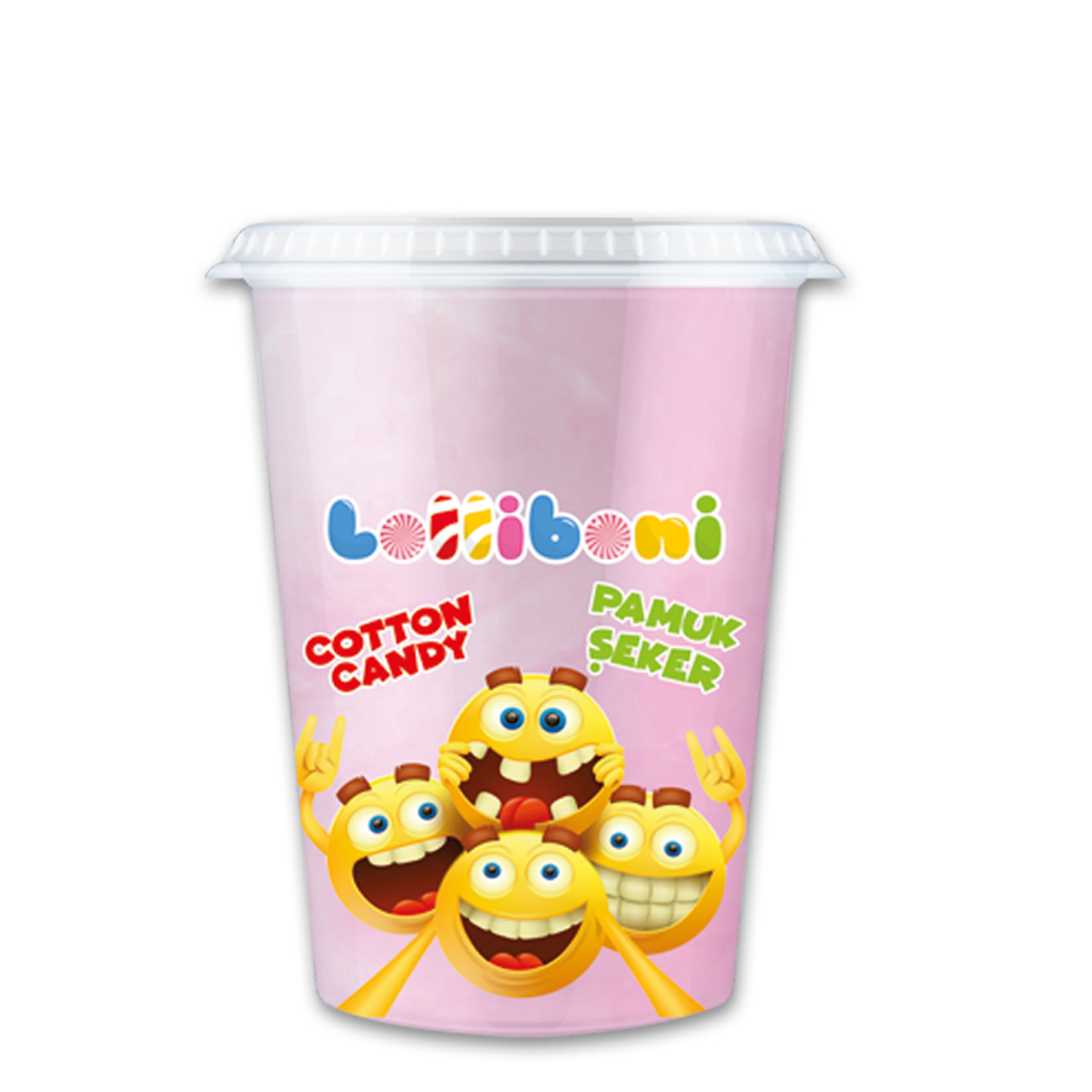 Smile Cotton Candy 20g