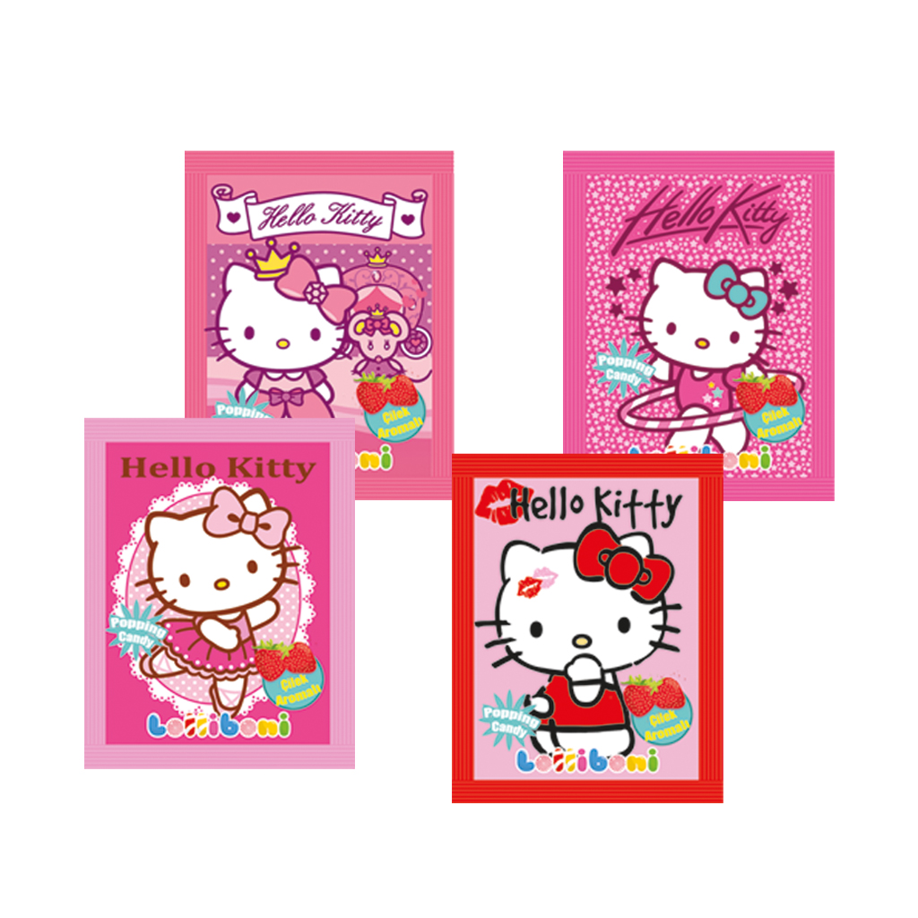 Hello Kitty Popping Candy