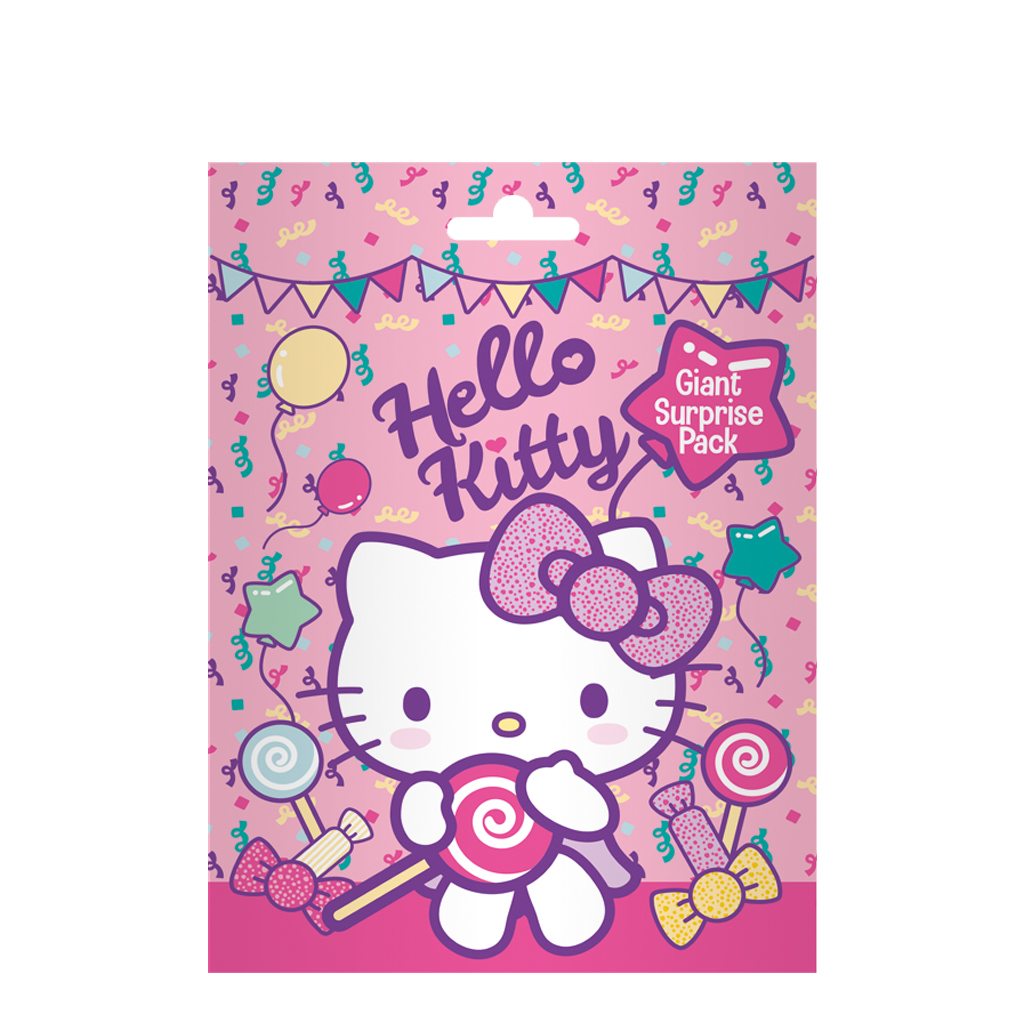 Hello Kitty Giant Surprise Pack