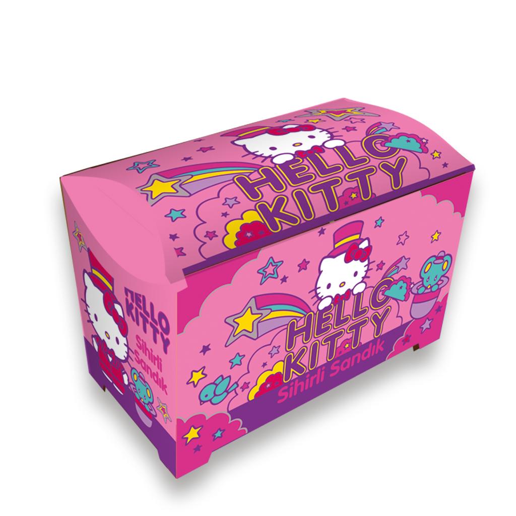 Hello Kitty Cufarul Magic