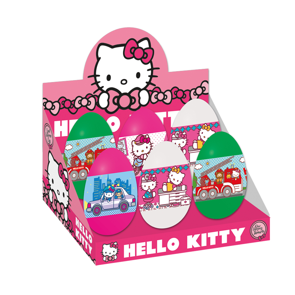 Hello Kitty Giant Surprise Egg H 30cm