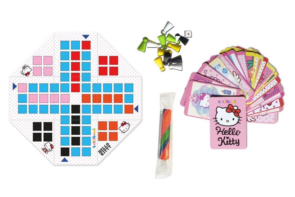 Hello Kitty game box