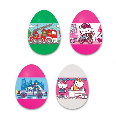HELLO KITTY GIGANT EGGS