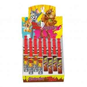 Tom & Jerry/Scooby Doo Tube Cream Chocolate