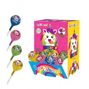 Unicorn Lollipop Candy 16gr