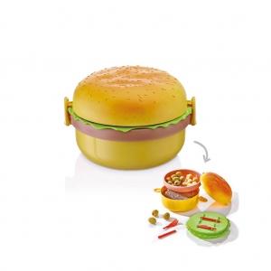 Hello Kitty Surprise Hamburger Cutie pentru Alimente