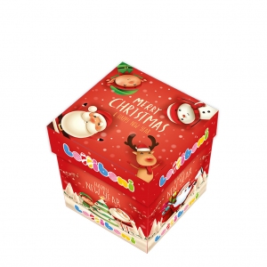Christmas Game Box