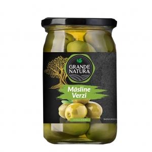 Grande Natura Green Olives