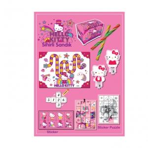 Cufarul magic Hello Kitty