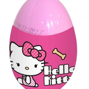 Hello Kitty ou pusculita cu surprize