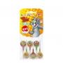 Tom & Jerry Lollipop Candy 5+1 16g