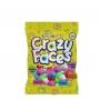 Crazy Facez Chewing Gum 80g