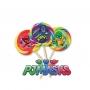 PJ Masks Swirl Lollipop 30gr