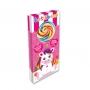 Unicorn Swirl Lollipop 40g