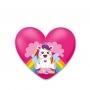 Unicorn Surprise Heart